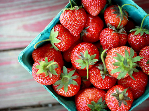 Health benefit of strawberries