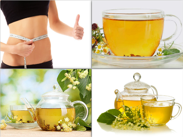 Top herbal teas for weight loss