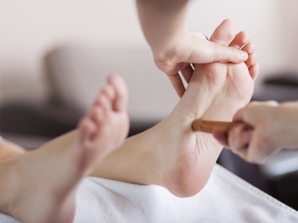 Acupressure - A Natural treatment