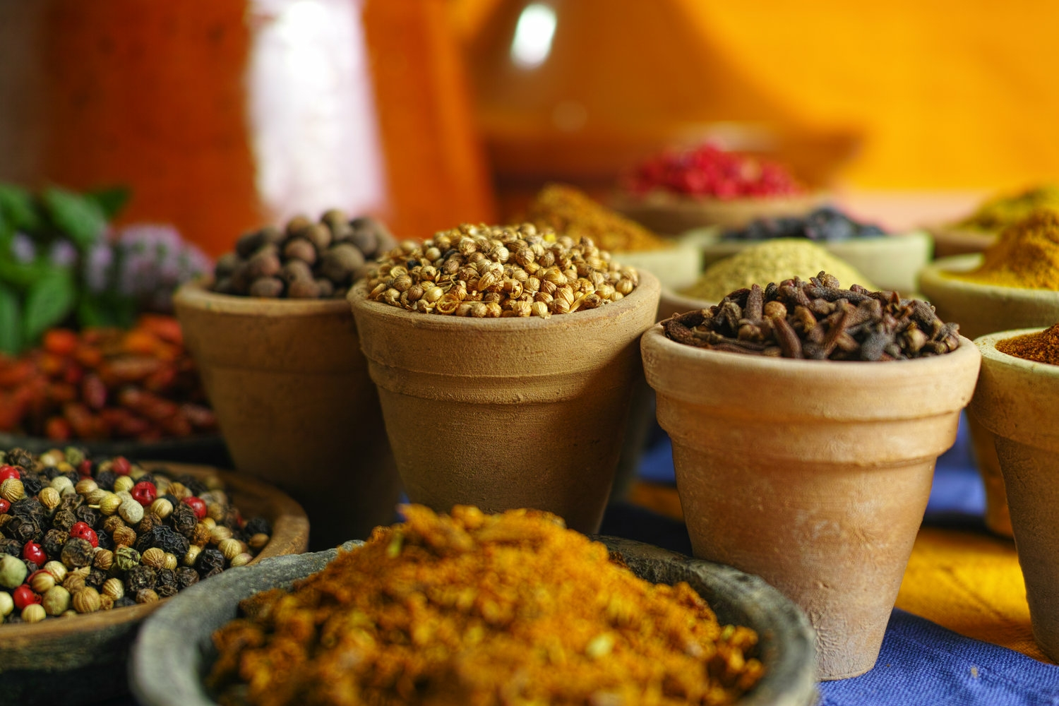 7 Ayurvedic herbs and spices with health benefits