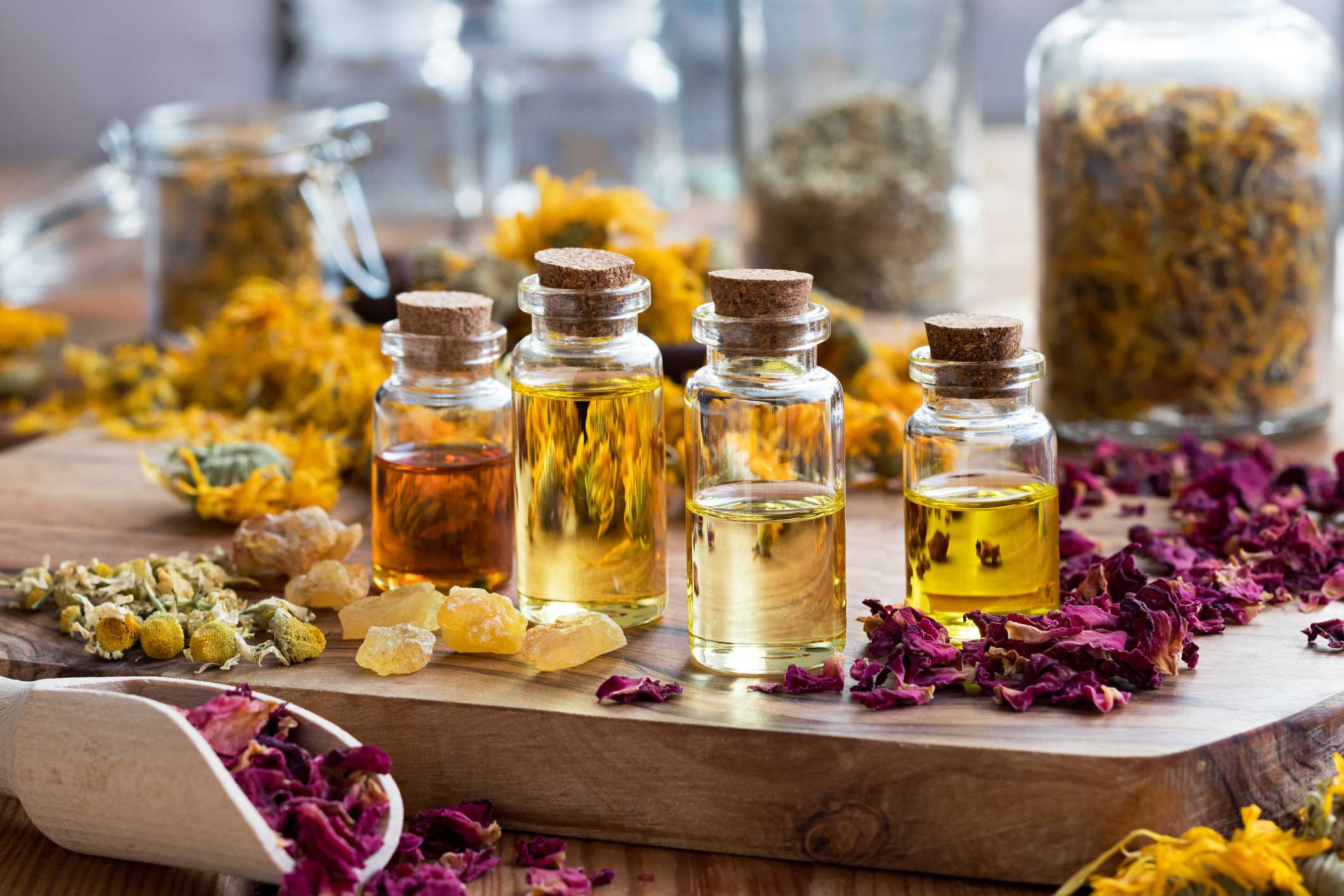 Aromatherapy for Depression