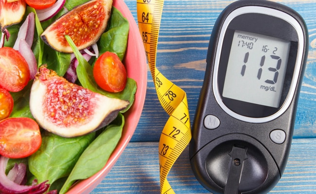 Wholesome diet and care for post covid positive diabetic patients