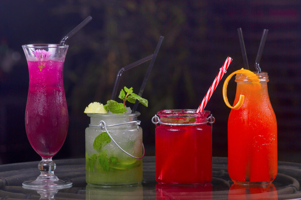 5 Ayurvedic Mocktails1